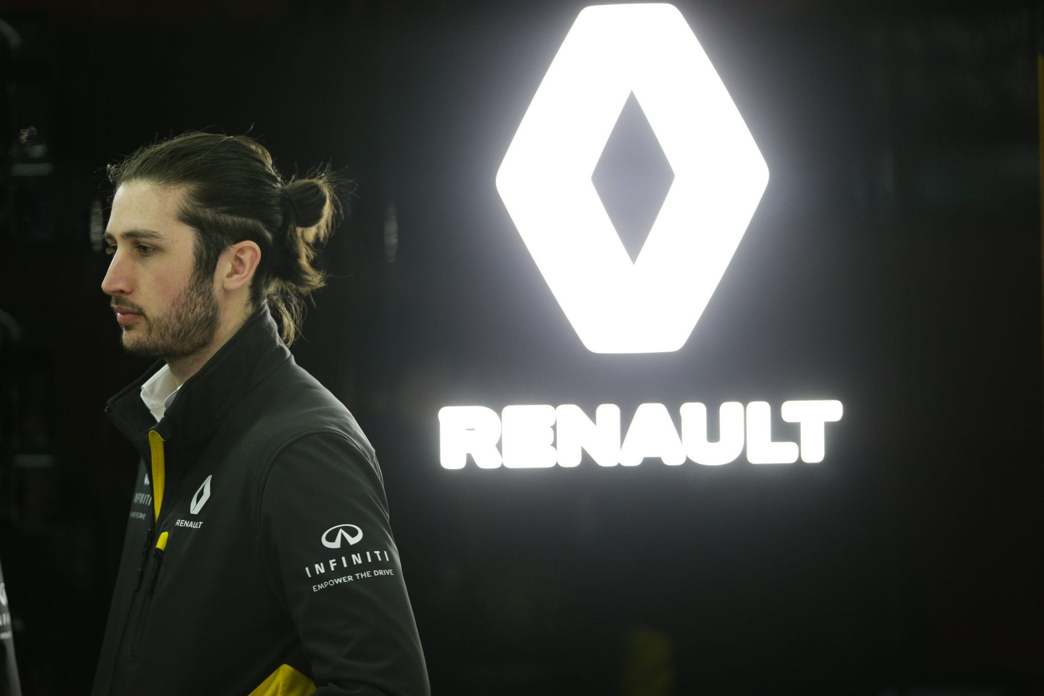 Renault Sport F1 Team Film Day