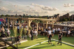 Where To go Now: Skylight Rooftop at Tobacco Dock