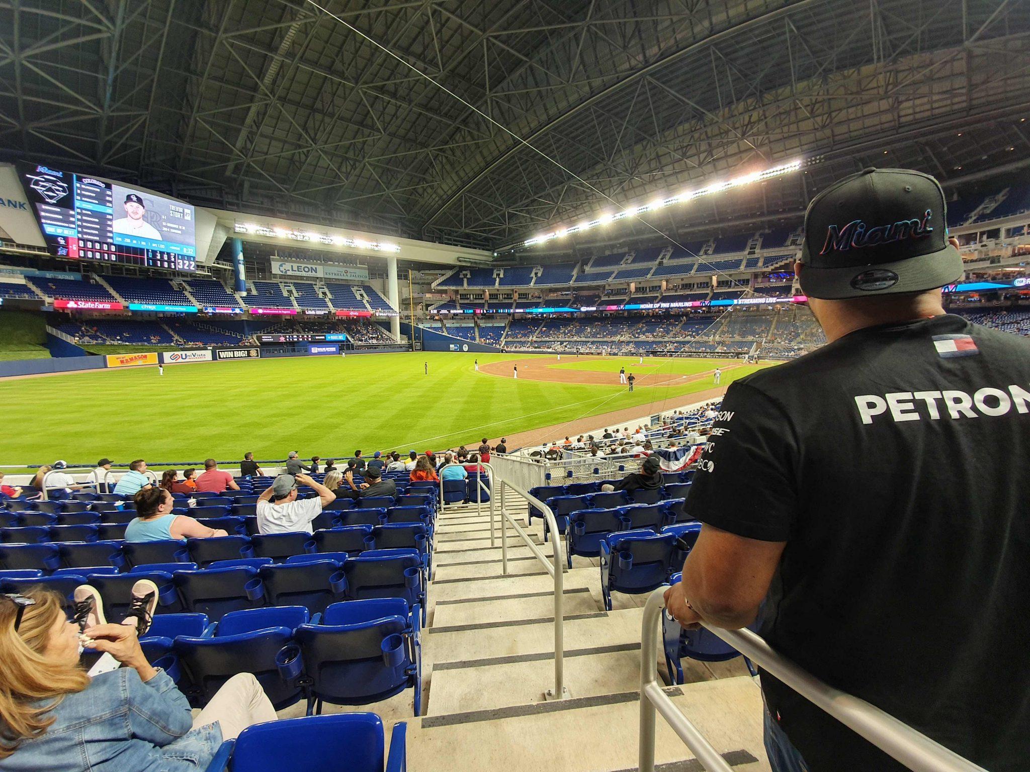 Miami Marlins Ball Park