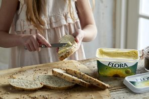 FLORA CHAMPIONS PLANT GOODNESS – FULL RANGE MOVES TO 100% PLANT BASED