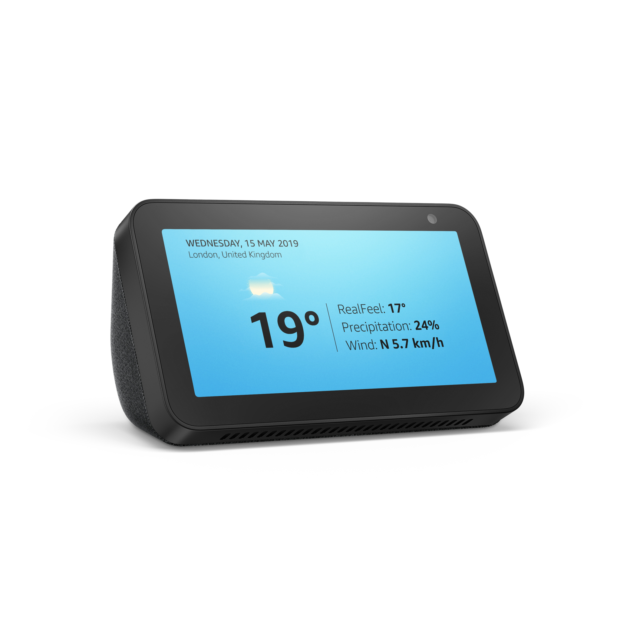 Echo Show 5. £79.99 - Amazon.co.uk (4)