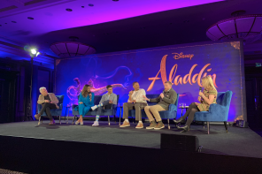 Disney's Aladdin: Cast Interview