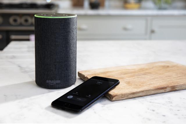 Amazon Alexa calling _2_