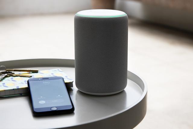 Amazon Alexa calling _3_