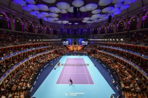 Champions Tennis returns to the Royal Albert Hall this winter with star-studded line up