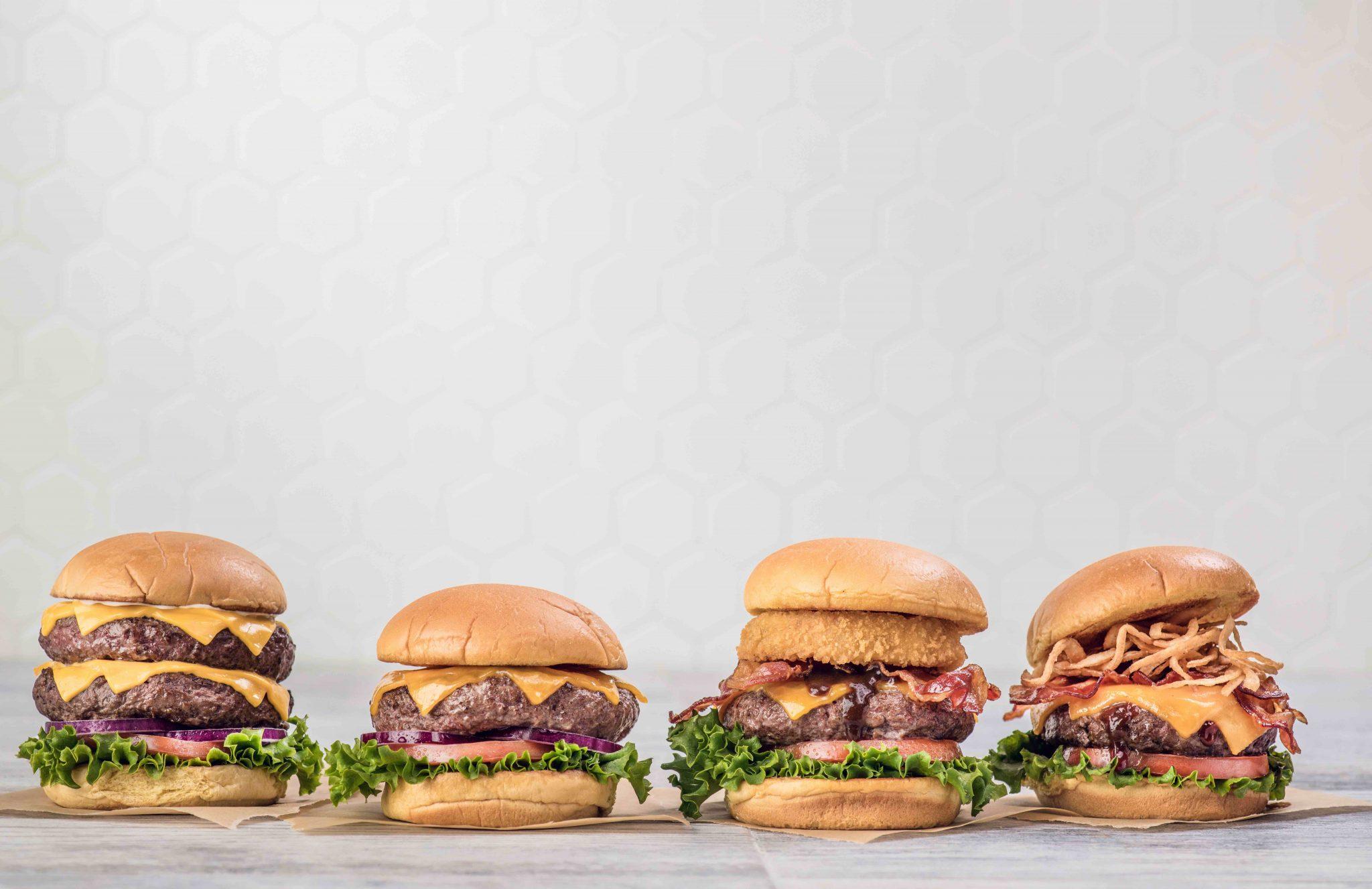 Legendary Steak Burgers