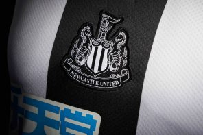 Verge Loves: Newcastle United FC's new home kit