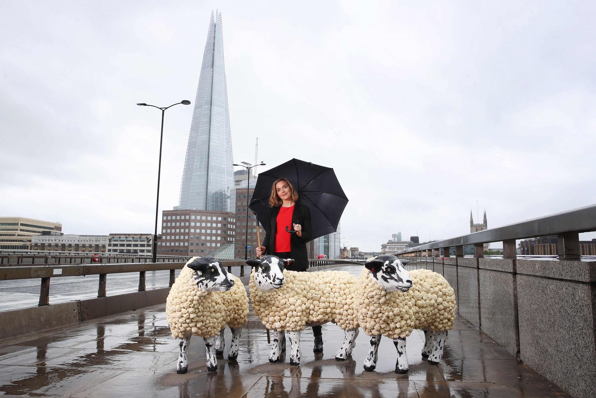 Victoria Pendleton Launches World Meat Free Week, London, 16th June 2019