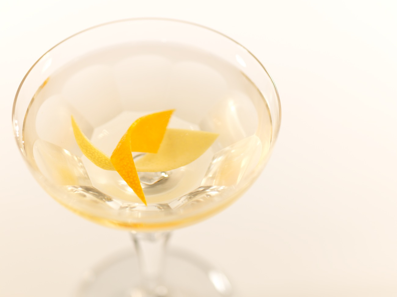 Twice Twisted Martini with BS by SC