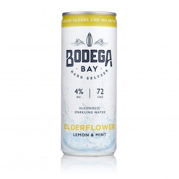 Bodega - Elderflower Front Pack Shot