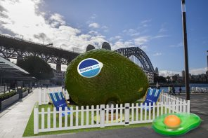 Where To Go Now: The World's First Avocado-Shaped Accommodation with Booking.com