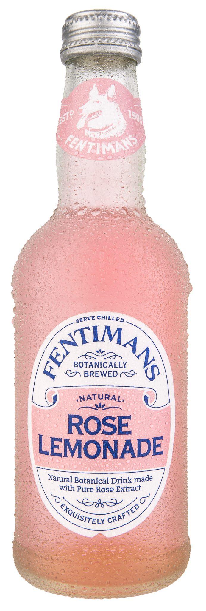 Bottle Shot - Rose Lemonade
