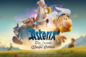 ASTERIX: THE SECRET OF THE MAGIC POTION – Trailer and poster!