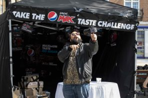 What To Drink Now: PEPSI MAX® TEAMS UP WITH CHABUDDY G