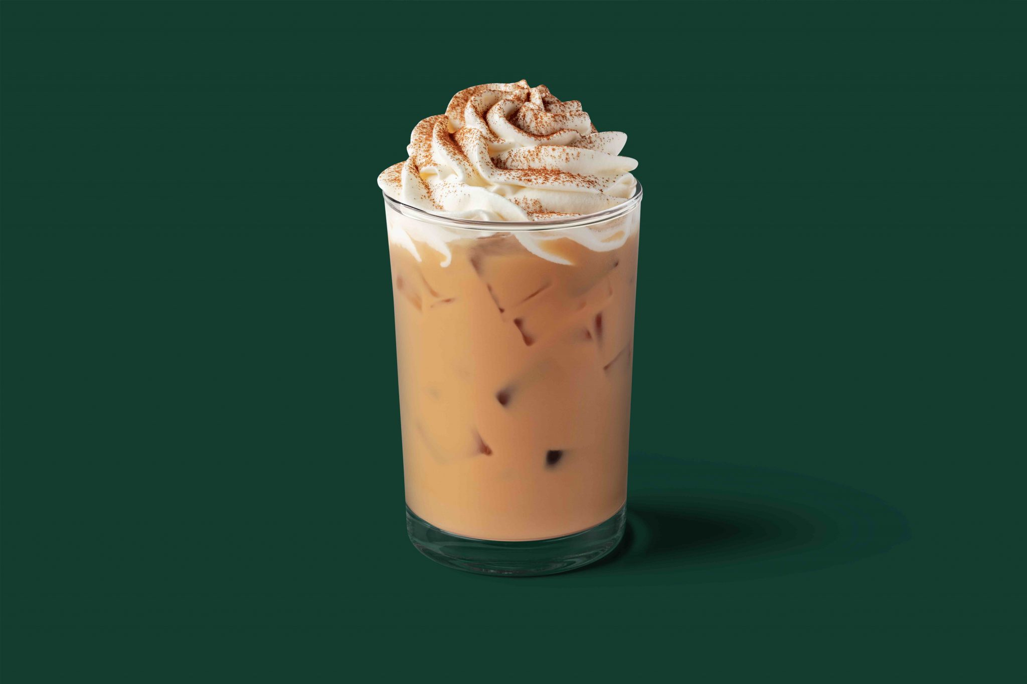 Pumpkin Spice Iced Latte_Autumn