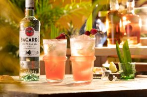 What To Drink Now: BACARDÍ – Sound of rum