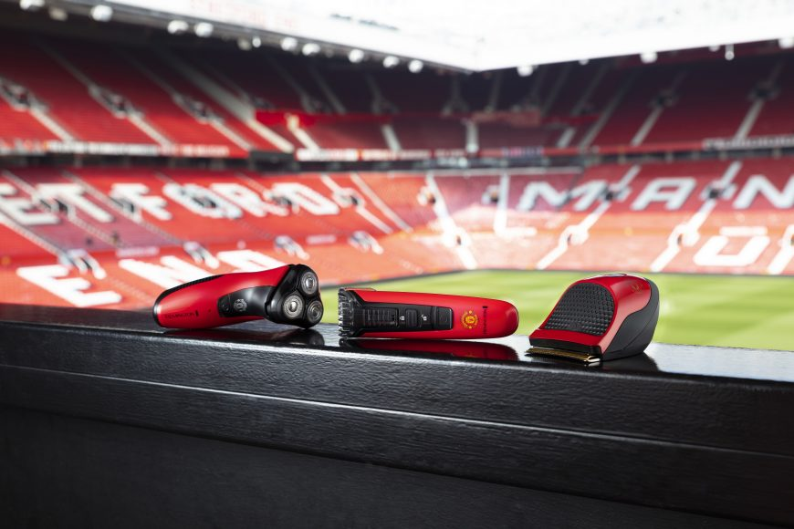 Remington Manchester United Shaving and Grooming products (downsize)