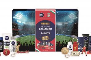 Verge Loves: NIVEA MEN x Liverpool Football Club Advent Calendar!