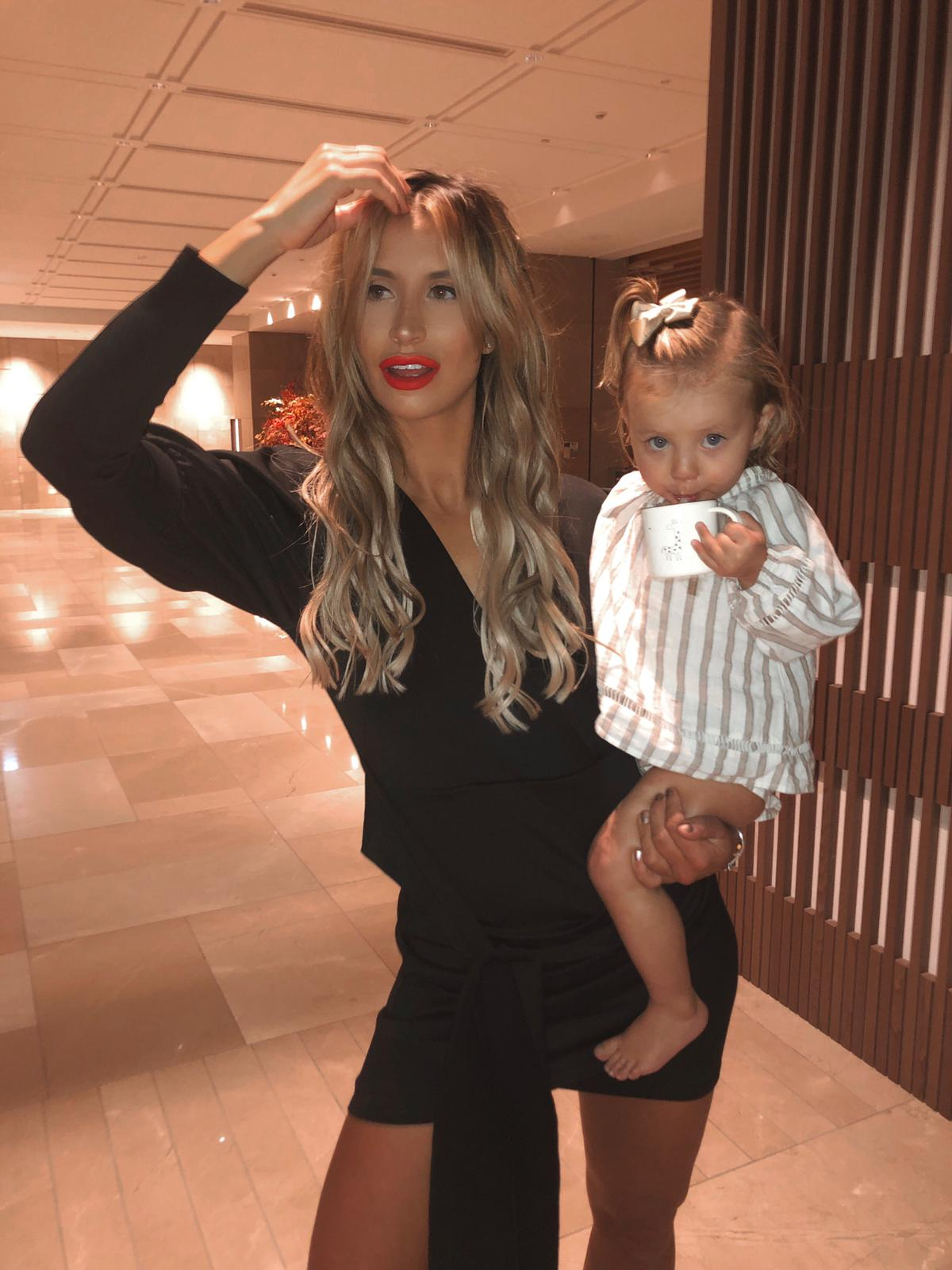 Ferne McCann takes adorable daughter Sunday away on first exotic break together, travelling to Kyoto, Japan with Booking.com, the global leader in connecting travellers with the widest choice of incredible places to stay, with a mission to make it easier for everyone to experience the world.  Get the celebrity treatment with world-class service in the style of Ferne at the Four Seasons Hotel Kyoto.