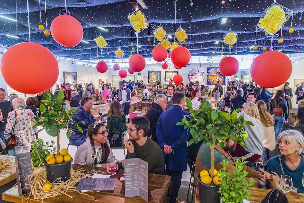 The Affordable Art Fair opens in Battersea Park and runs until 10 Mar. The fair offers visitors a chance to purchase work from over 100 galleries at prices between £100 and £6,000