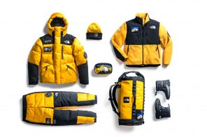 What To Wear Now: THE NORTH FACE – 7 SUMMITS COLLECTION