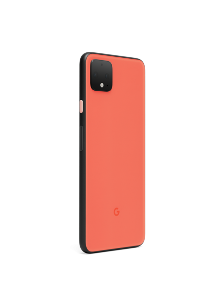 Google Pixel 4_Oh-so Orange