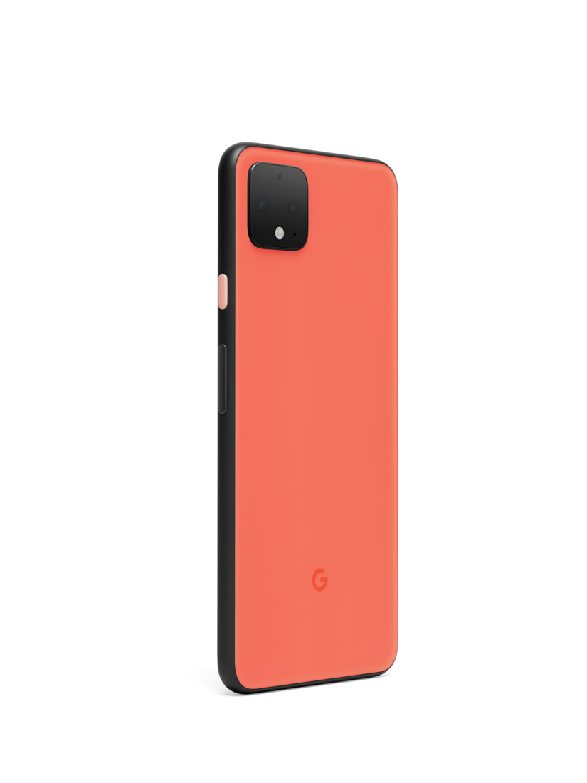Google Pixel 4_Oh-so Orange