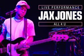 "Vevo andJaxJonesRelease Live Performance of ""All 4 U,"" Featuring Ella Henderson"