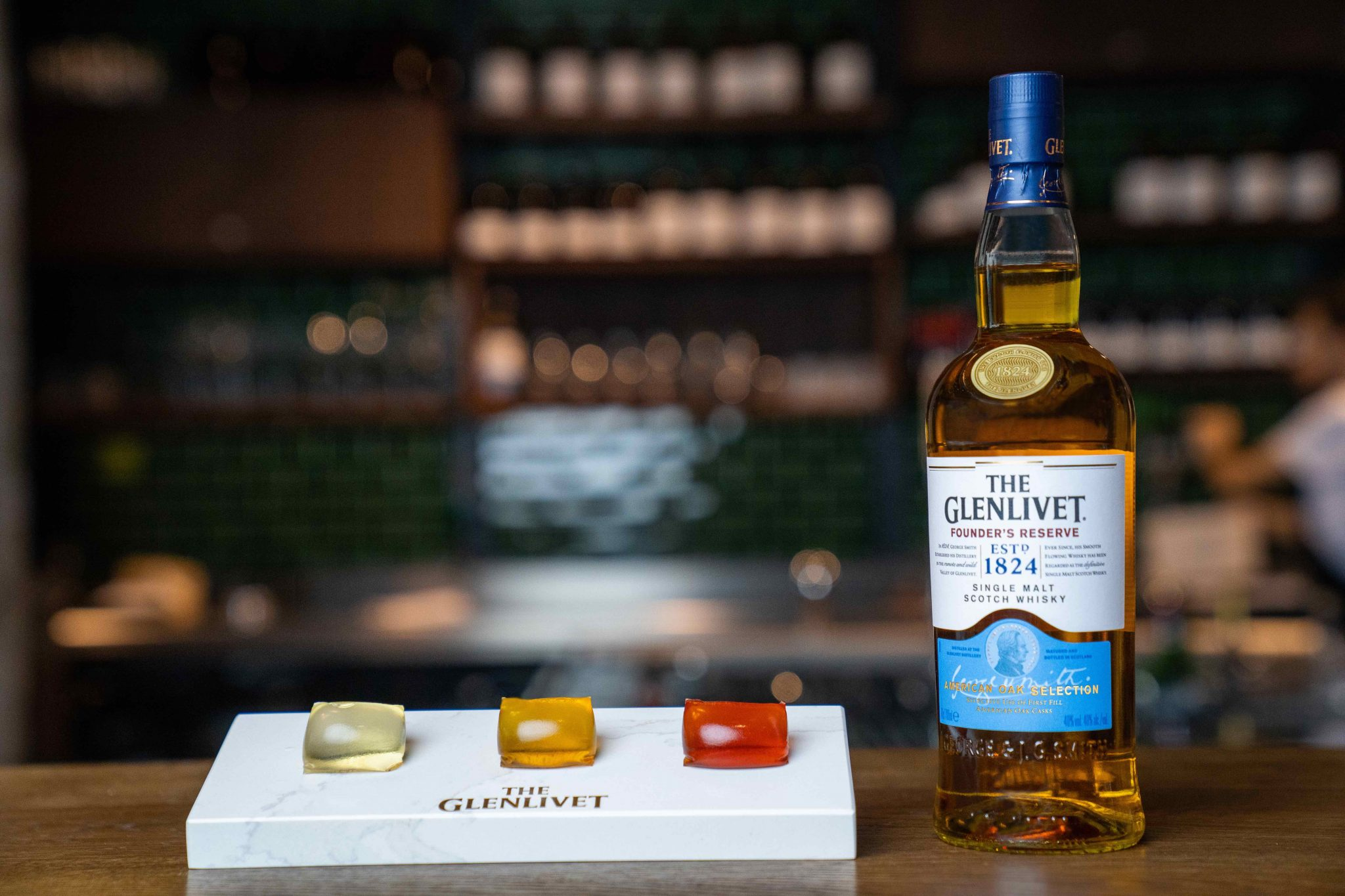 The Glenlivet Capsule Collection 1