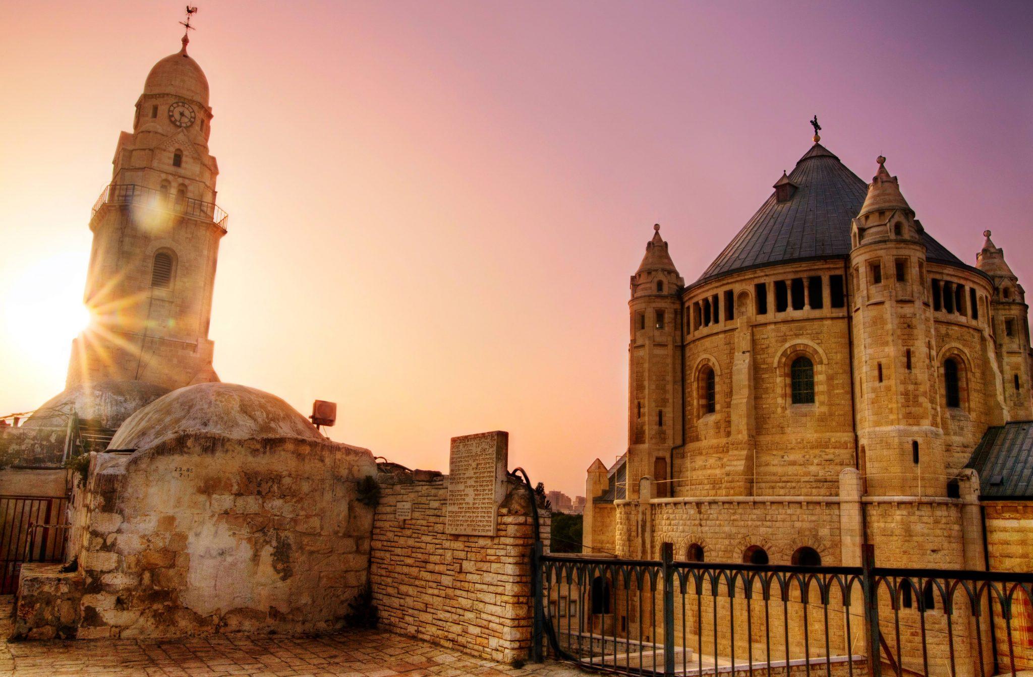 Two Cities One break - Jerusalem