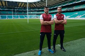 Verge Meets: Harry Glover and Will Muir –  England Rugby 7s