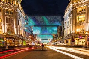 OXFORD STREET TO CELEBRATE BRAND NEW CHRISTMAS LIGHTS SCHEME WITH HOST OF IN-STORE GIGS IN PARTNERSHIP WITH CAPITAL XTRA