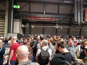 MCM Birmingham 2019 Crowds