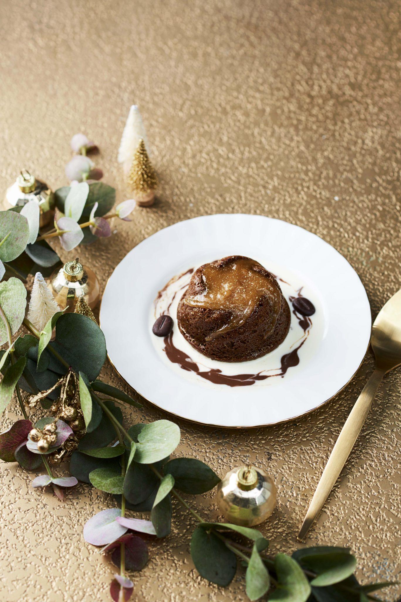 3 - DESSERTS - Gingerbread Latte Cake
