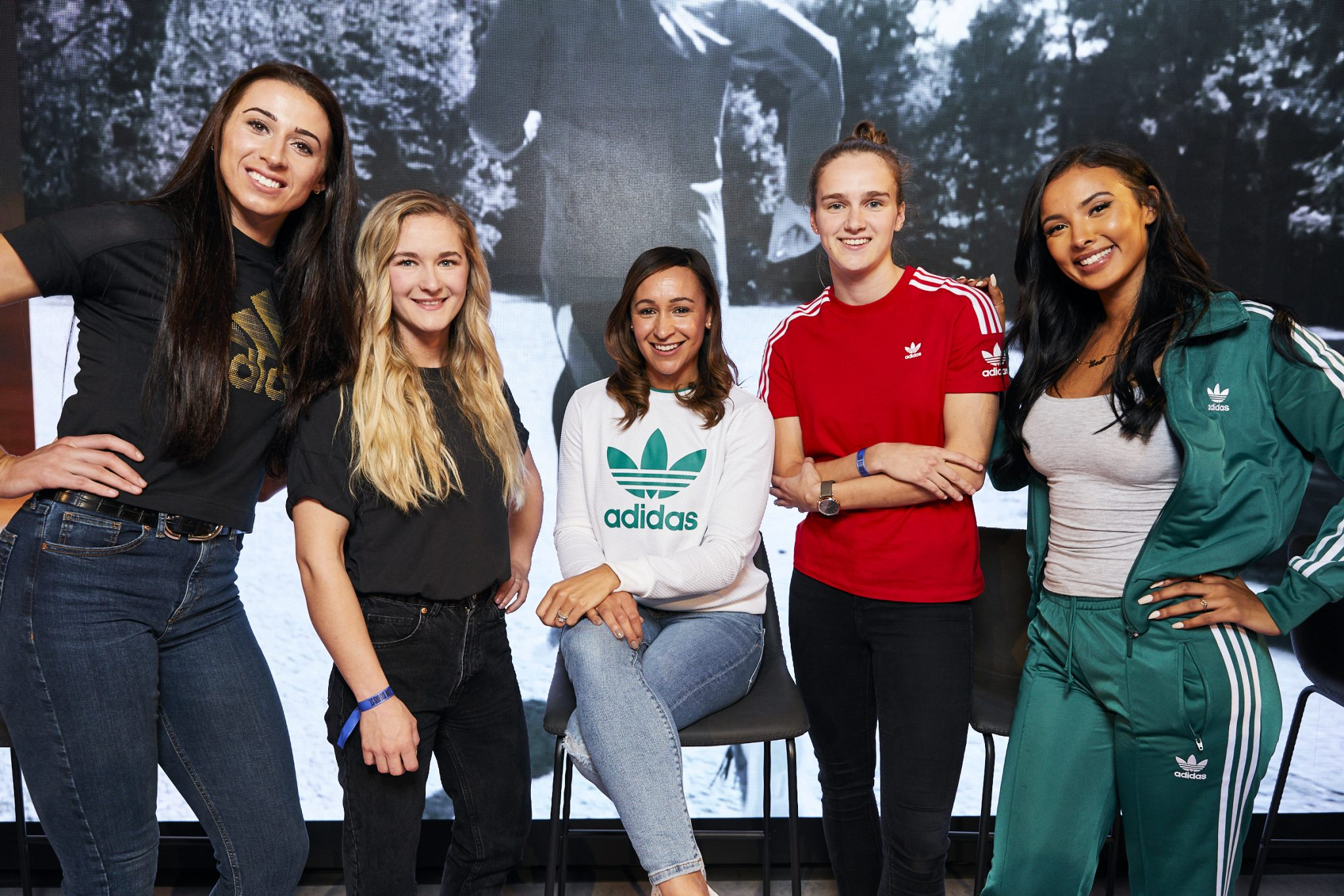 ADIDAS LDN - FUTURE OF SPORT - WOMENS PANEL 2
