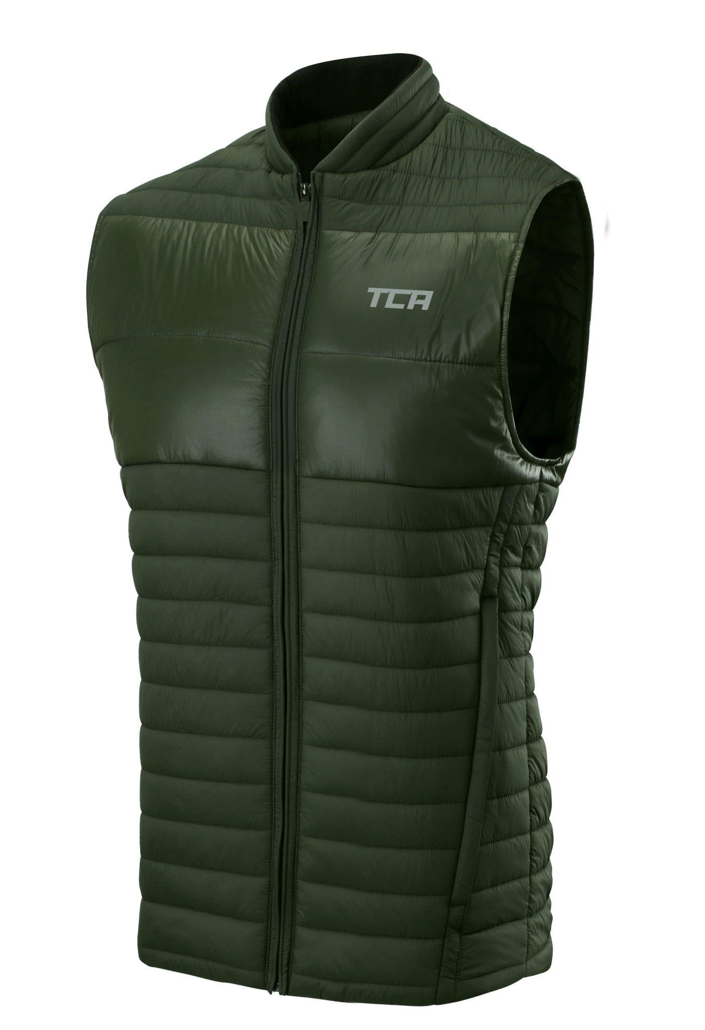 Combat Gilet - Deep Forest - £38 - TCA