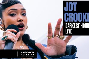 "Vevo and Joy Crookes Release Two Exclusive Live Performances of ""Early"" and ""Darkest Hour"""
