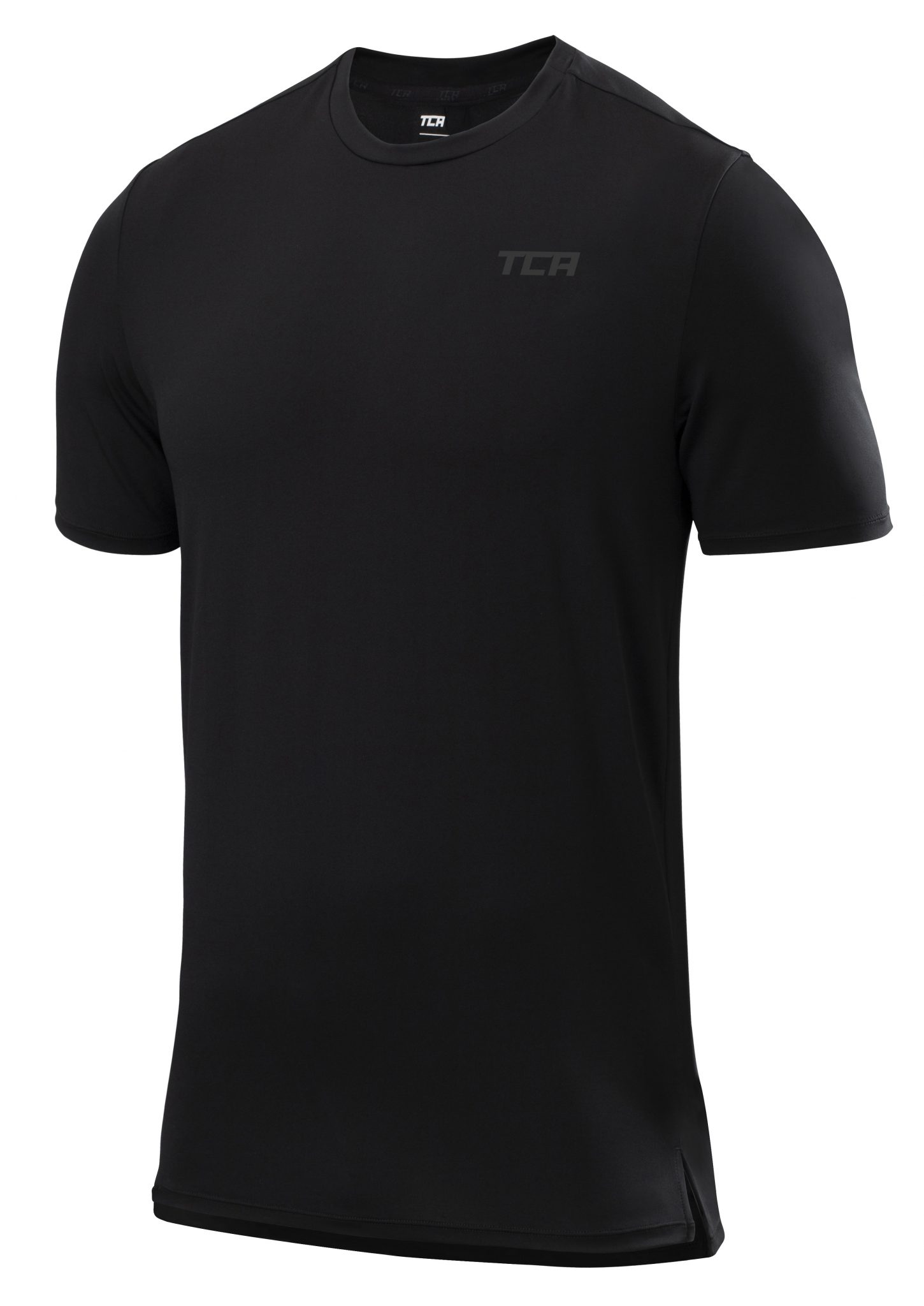 Dynamic Tee - Anthracite - £24 - TCA