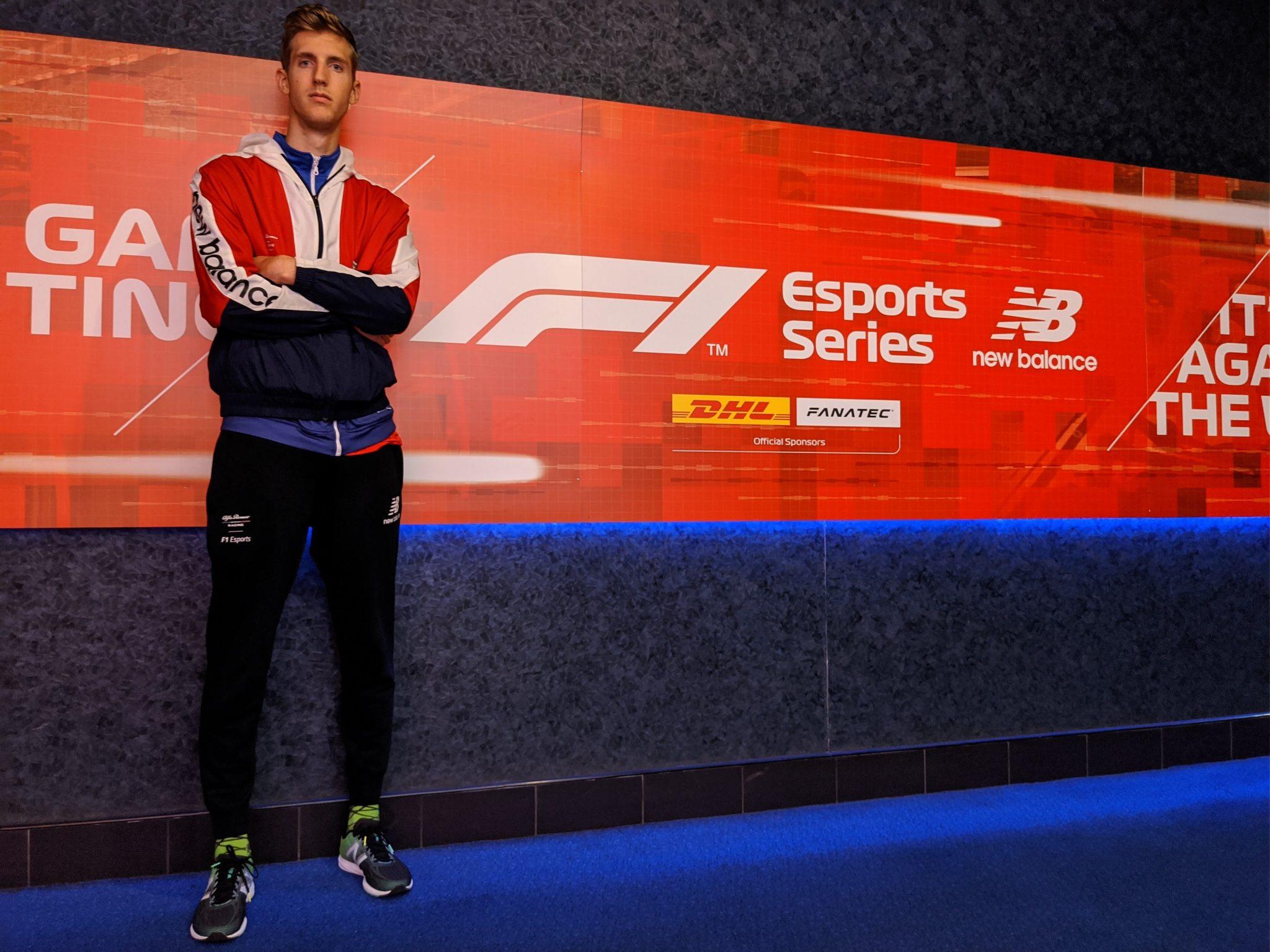 Daniel Bereznay / Alfa Romeo F1 Esports