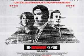 The Report – Brand New Clips!