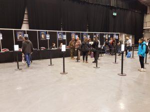 Wales Comic Con - December 2019