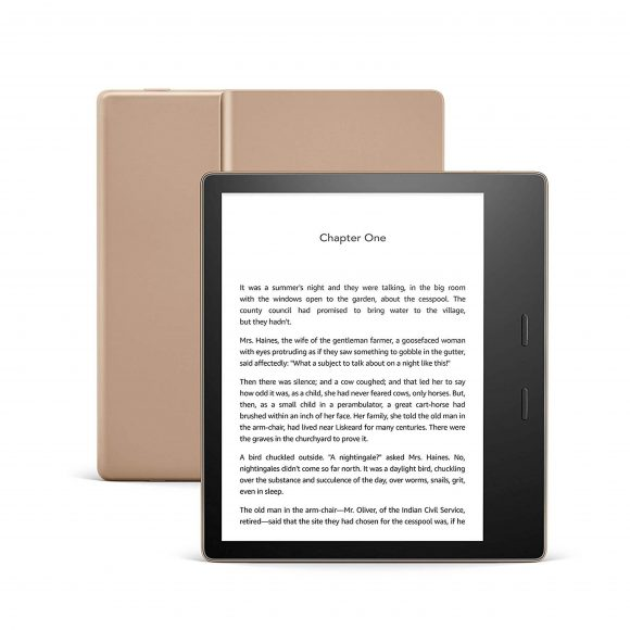 All-new Kindle Oasis, Gold