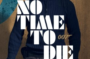 "Countdown To James Bond ""No Time To Die"" Starts Now!"