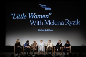 """Little Women"" at TimesTalks ScreenTimes"