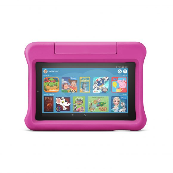 Fire 7 Kids Edition Pink