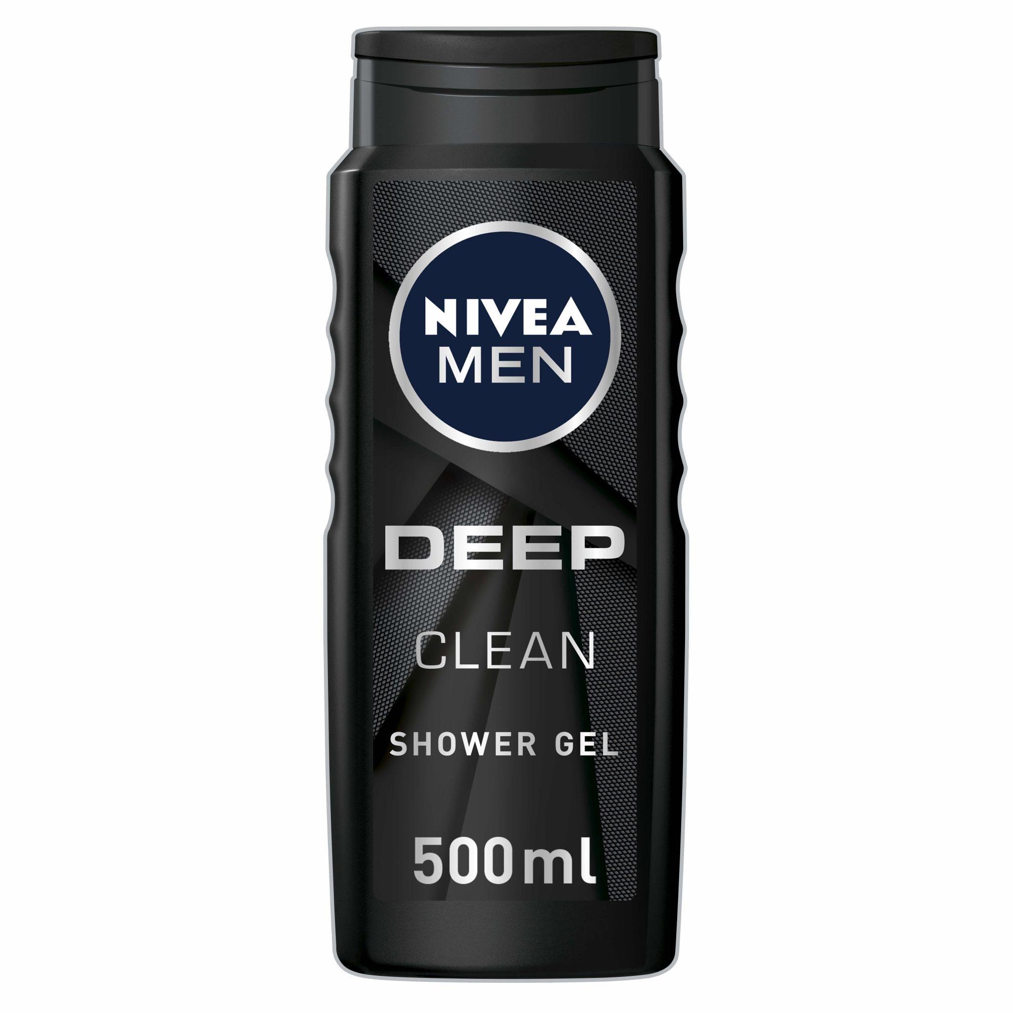 NM+Deep+Shower+Gel+500ml+Clean