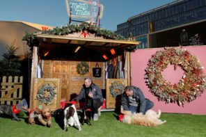 Where to go now: WESTFIELD LONDON LAUNCHES MERRY MUTTS MOTEL