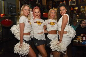 Where To Go Now: HARD ROCK CAFE THROWS THE ULTIMATE AMERICAN FOOTBALL PARTY IN LONDON