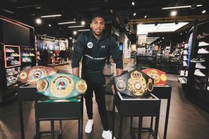 Verge Meets: Anthony Joshua with JD