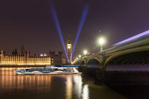 Where To Go Now: All of the lights with Thames Clippers